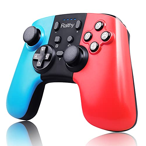 Ralthy Wireless Pro Controller for Switch, Extra Controller Gamepad Joystick for Switch...