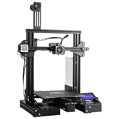Creality Ender 3 Pro 3D Printer with Removable Build Surface Plate and UL Certified Power...