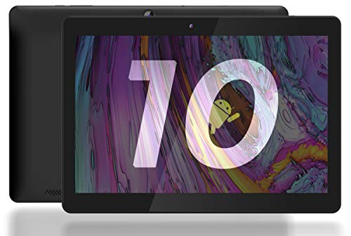 10 Inch Quad Core Android 8.1 OS Google Certified tablet By Azpen with Bluetooth Play...