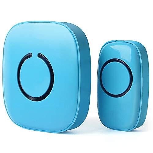 Wireless Doorbell by SadoTech – Waterproof Door Bells & Chimes – Over 1000-Foot Range,...