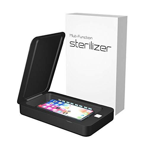 UV Cell Phone Sanitizer, Portable Smart Phone Sterilizer, Aromatherapy Function...