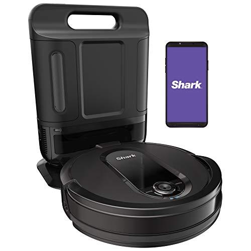 Shark IQ Robot Self-Empty XL RV101AE, Robotic Vacuum, IQ Navigation, Home Mapping,...