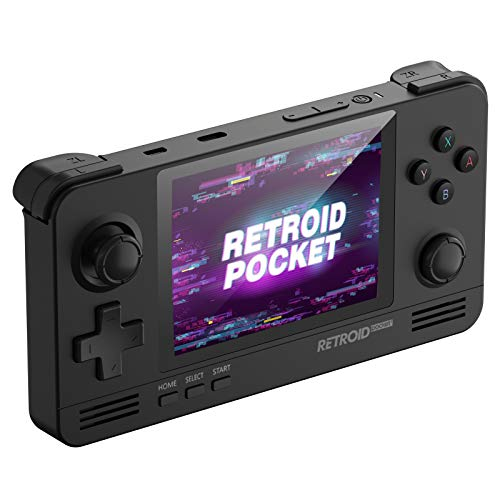Retroid Pocket 2 Android Handheld Game Console, Dual Boot for Android and retro game...