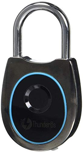 ThunderBs Smart Locks (Small, Black)