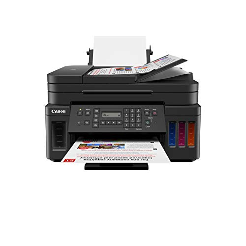 Canon G7020 All-In-One Printer For Home Office | Wireless Supertank (Megatank) Printer |...