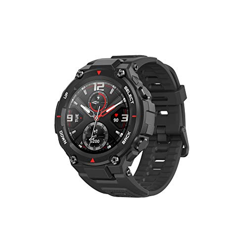 Amazfit T-Rex Smartwatch, Military Standard Certified, Tough Body, 20-Day...