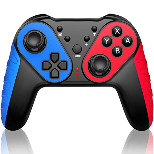 JACKiSS PRO Wireless Pro Controller for Switch Controllers,Pro Controller Compatible with...