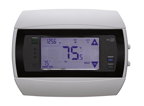 Radio Thermostat CT50 7-Day Programmable Thermostat (WiFi Enabled), iOS & Android App...