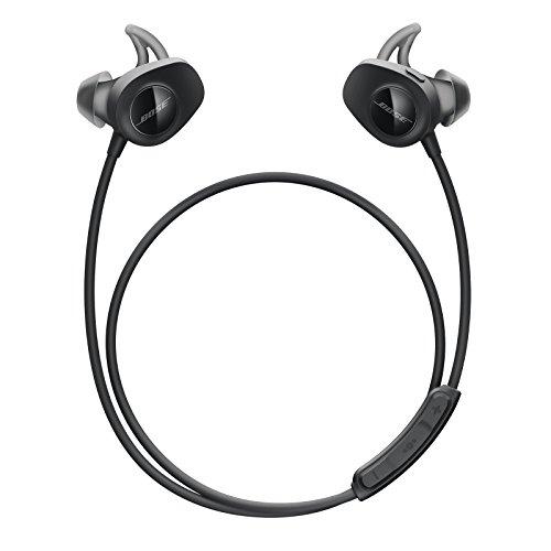 Bose SoundSport, Wireless Earbuds, (Sweatproof Bluetooth Headphones for Running and...
