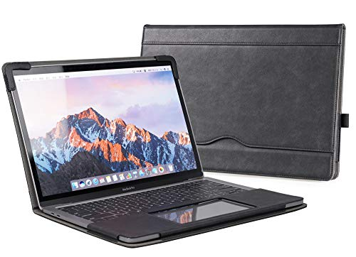 TYTX Leather Case Compatible with MacBook Pro 13 Inch 2016-2021 (A1989 A1706 A1708 A2159...