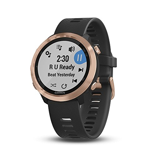 Garmin Forerunner 645 Music, GPS Running Watch With Garmin Pay Contactless Payments,...