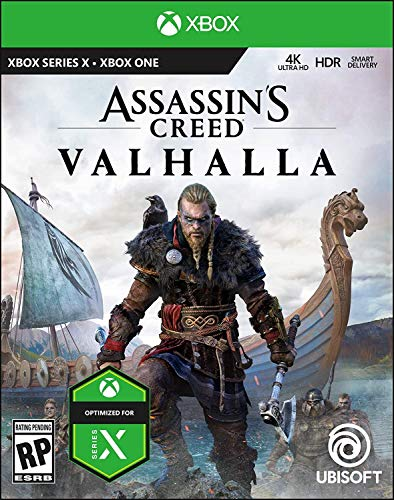 Assassin's Creed Valhalla Xbox Series X S, Xbox One Standard Edition