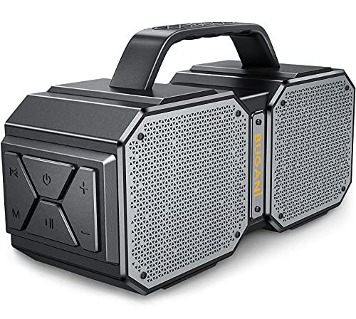 BUGANI Bluetooth Speaker, M83Portable Bluetooth Speakers,Bluetooth 5.0,Waterproof,...