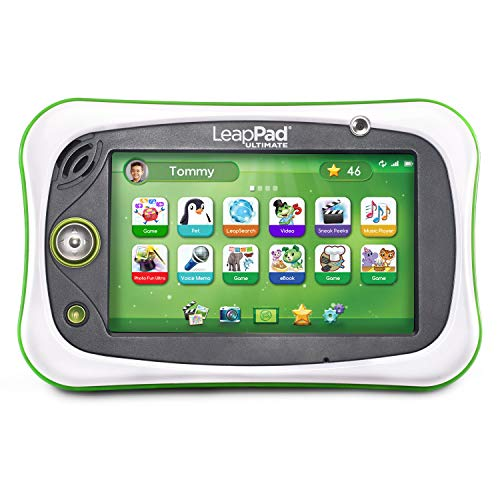 LeapFrog LeapPad Ultimate Ready for School Tablet, Green