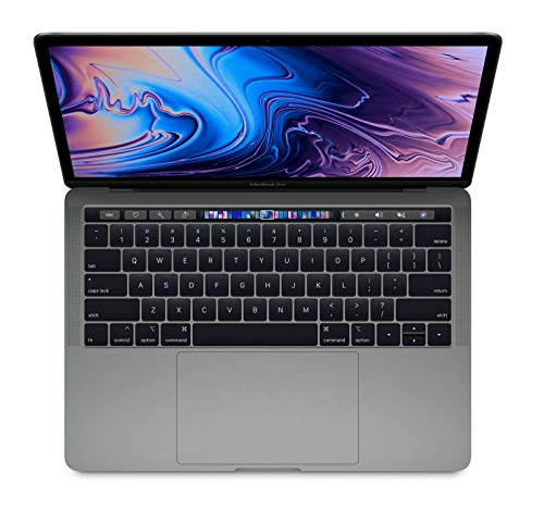 Apple MacBook Pro 13.3in MR9Q2LL/A with Touch-Bar 2018 - Intel Core i7 2.7GHz, 16GB RAM,...