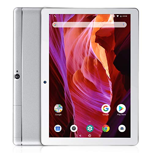 Dragon Touch K10 Tablet, 10 inch Android Tablet with 16 GB Quad Core Processor, 1280x800...