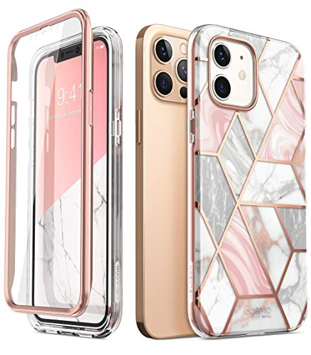 i-Blason Cosmo Series Case for iPhone 12 / iPhone 12 Pro 5G 6.1 inch (2020 Release), Slim...