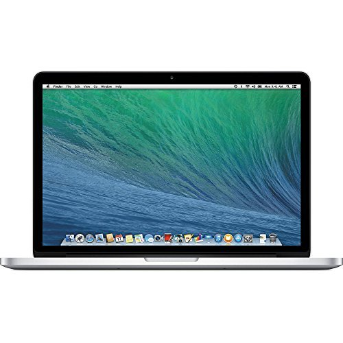 Apple MacBook Pro ME864LL/A 13.3-Inch Laptop with Retina Display - (Renewed)