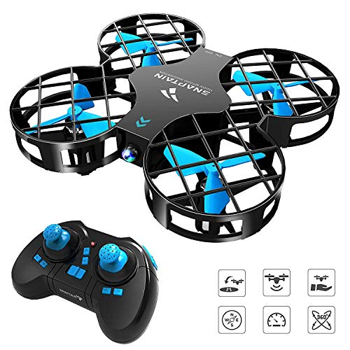 SNAPTAIN H823H Mini Drone for Kids, RC Nano Quadcopter w/Altitude Hold, Headless Mode, 3D...