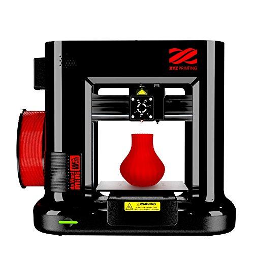 da Vinci Mini Wireless 3D Printer-6'x6'x6' Volume (Includes: 300g Filament, PLA/Tough...