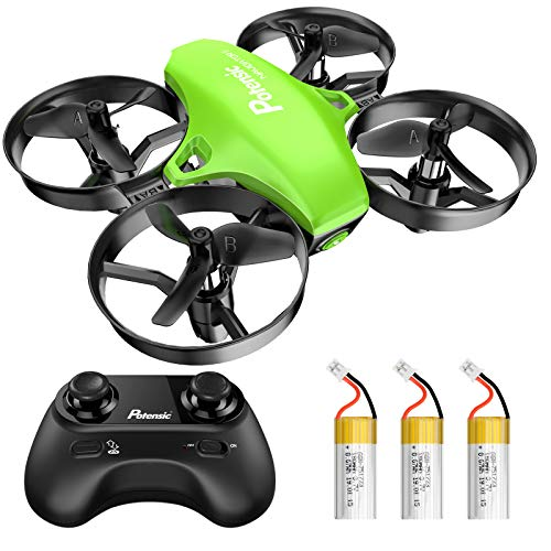 Potensic Upgraded A20 Mini Drone Easy to Fly Drone for Kids and Beginners, Indoor Outdoor...
