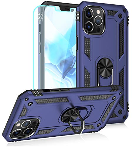 YZOK Compatible with iPhone 12 Case/iPhone 12 Pro Case 6.1 Inch,with HD Screen...