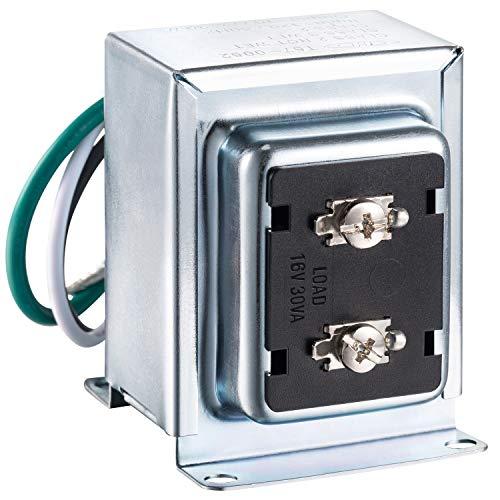 Doorbell Transformer Compatible with Ring Video Doorbell Pro 16v 30va Hardwired Door Chime...