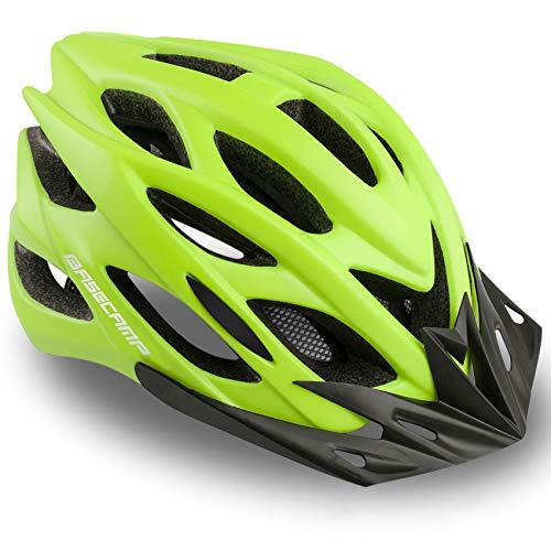 Basecamp Specialized Bike Helmet, Bicycle Helmet with Helmet Accessories-Led...