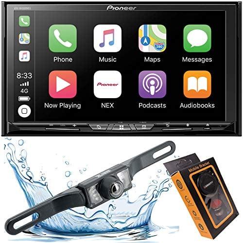 Pioneer AVH-W4500NEX Double Din Wireless Mirroring Android Auto (4500NEX+95BK+MAGNET)