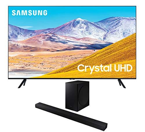 Samsung UN50TU8000 50' 8 Series Ultra High Definition Smart 4K Crystal TV With a Samsung...