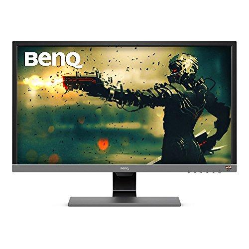 BenQ EL2870U 28 inch 4K Monitor for Gaming 1ms Response Time, FreeSync, HDR, eye-care,...