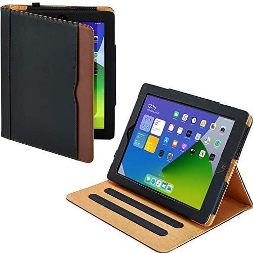 New S-Tech Black and Tan Apple iPad 2 iPad 3 iPad 4 Generation ( Original iPads 9.7'...