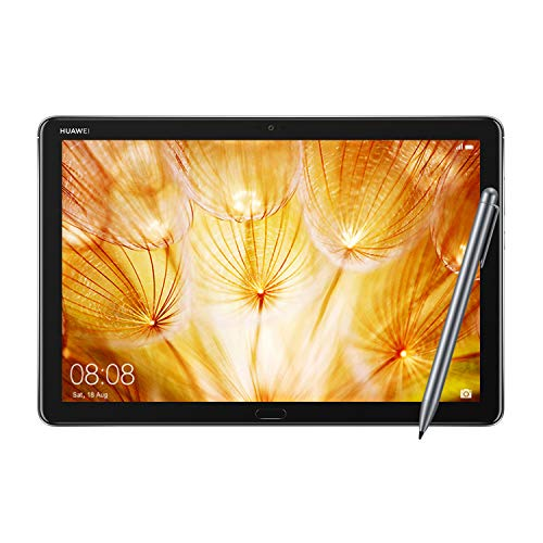 Huawei MediaPad M5 Lite Tablet with 10.1' FHD Display, Octa Core, Quick Charge,...