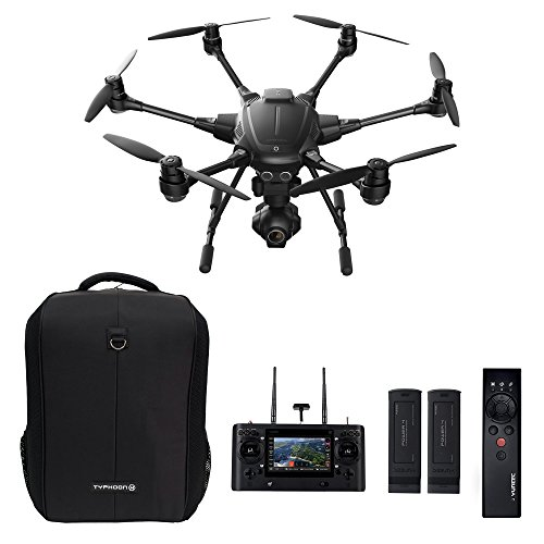 Yuneec Typhoon H UHD 4K Collision Avoidance Hexacopter Drone=  with Battery and ST16...