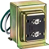Newhouse Hardware 40TR 24-Volt 40vA Wired Door Bell Transformer for Powering...