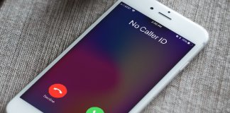 Hide Phone Number on Calls