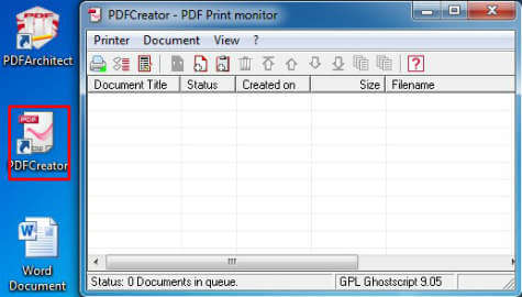 creatore di PDF