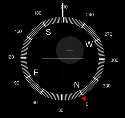 iphone compass1