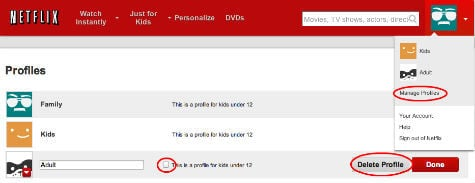 Off course you will lose all the viewing history and the rating of the