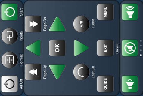 ios universal remote