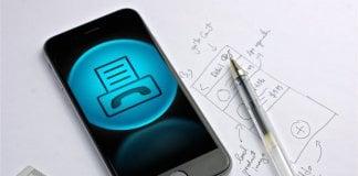 iOS Fax Apps