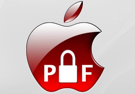 How to Add Password to PDF Files using MAC