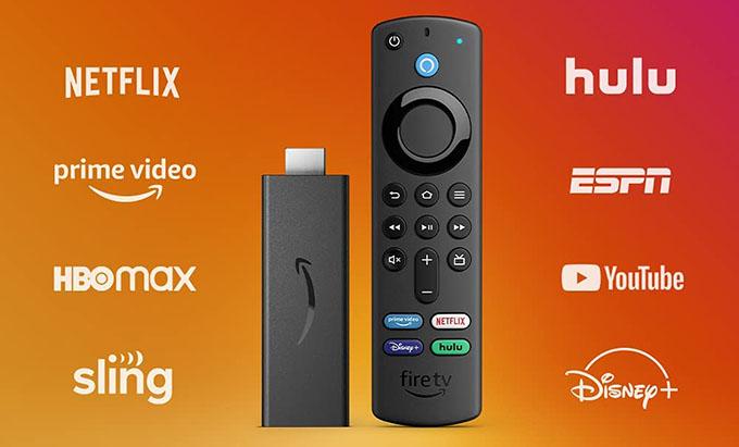Amazon Fire TV Stick 3rd Gen Smart TV Converter