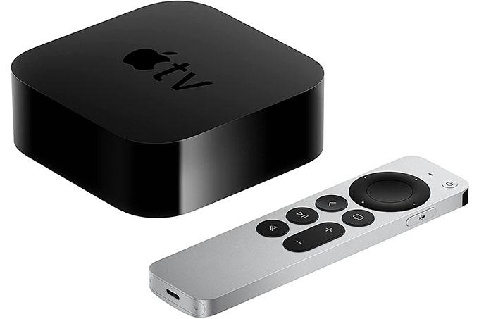 Apple TV 4K 5th Gen to Convert TV Into Smart TV