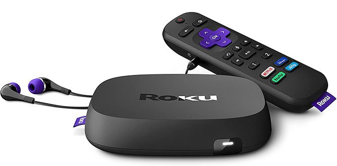 Roku Ultra HDR 4K Streaming Device