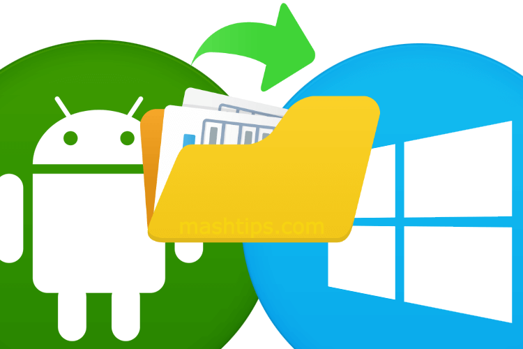 Windows PC Android File Transfer