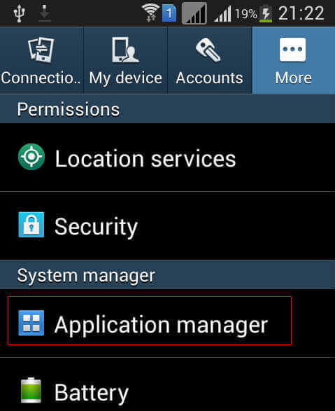disable android notification
