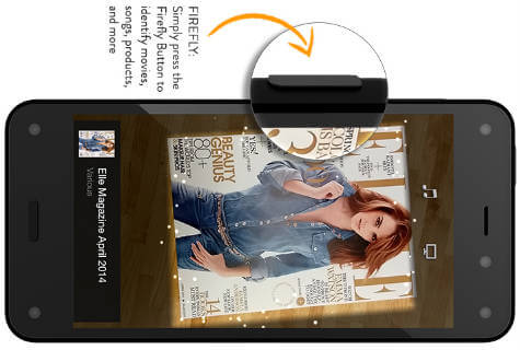 amazon fire phone firefly button