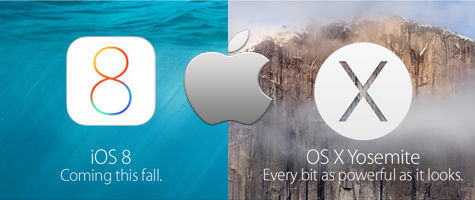apple ios8 x