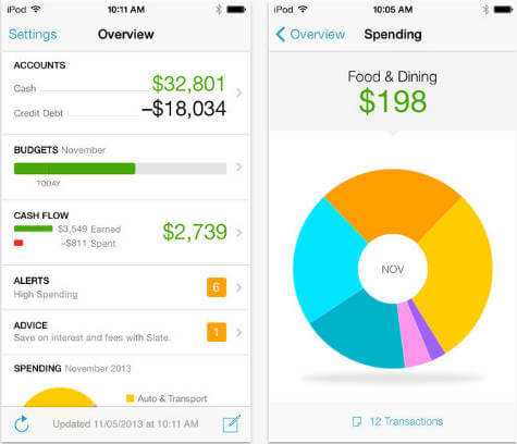 mint-finance-budget-app
